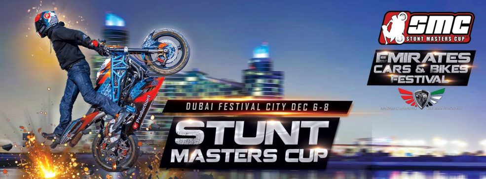 Stunt Masters Cup 2018 - Coming Soon in UAE, comingsoon.ae