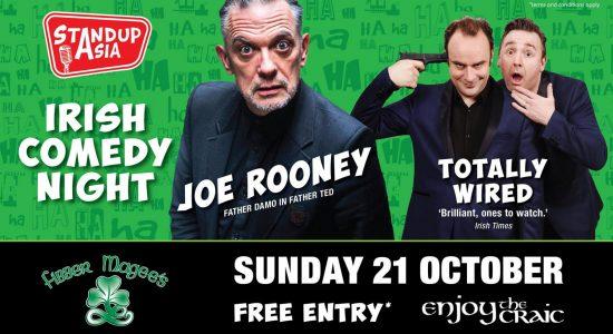 Irish Comedy Night - comingsoon.ae