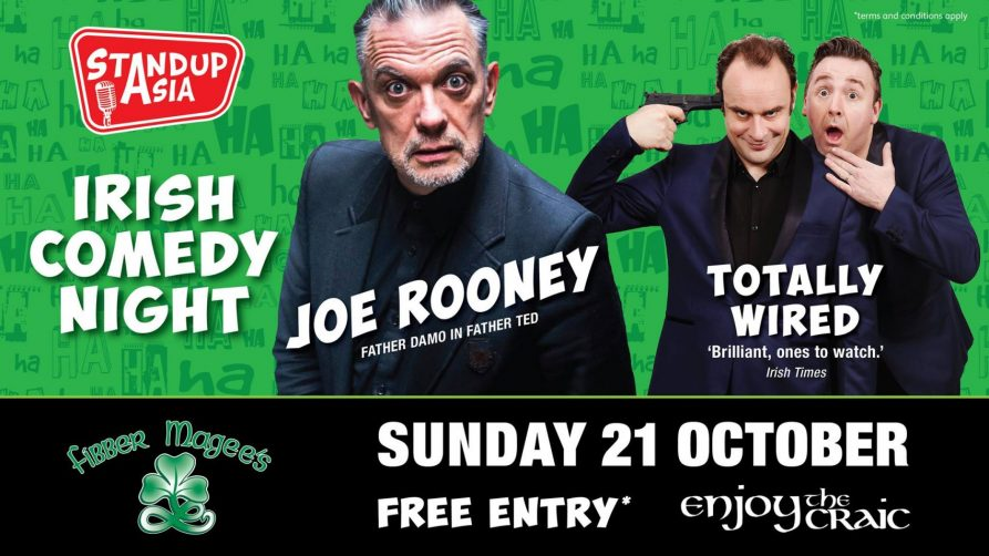 Irish Comedy Night - Coming Soon in UAE, comingsoon.ae