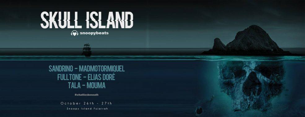 Skull Island by Snoopy Beats - Coming Soon in UAE, comingsoon.ae