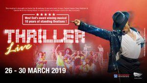 Dubai Opera presents Thriller Live