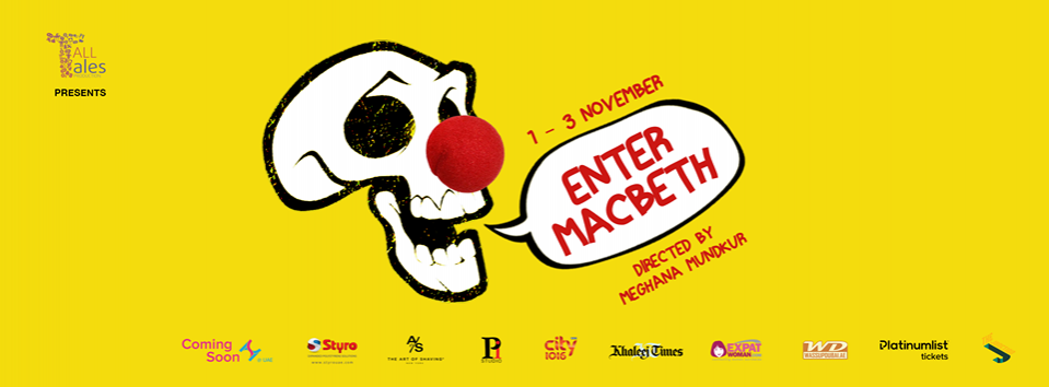 Enter Macbeth at The Junction Theatre - Coming Soon in UAE, comingsoon.ae