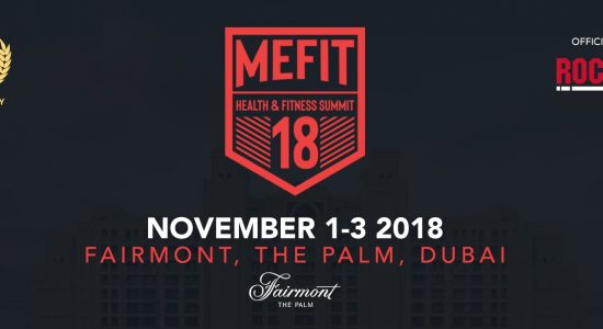MEFIT Health and Fitness Summit 2018 - comingsoon.ae