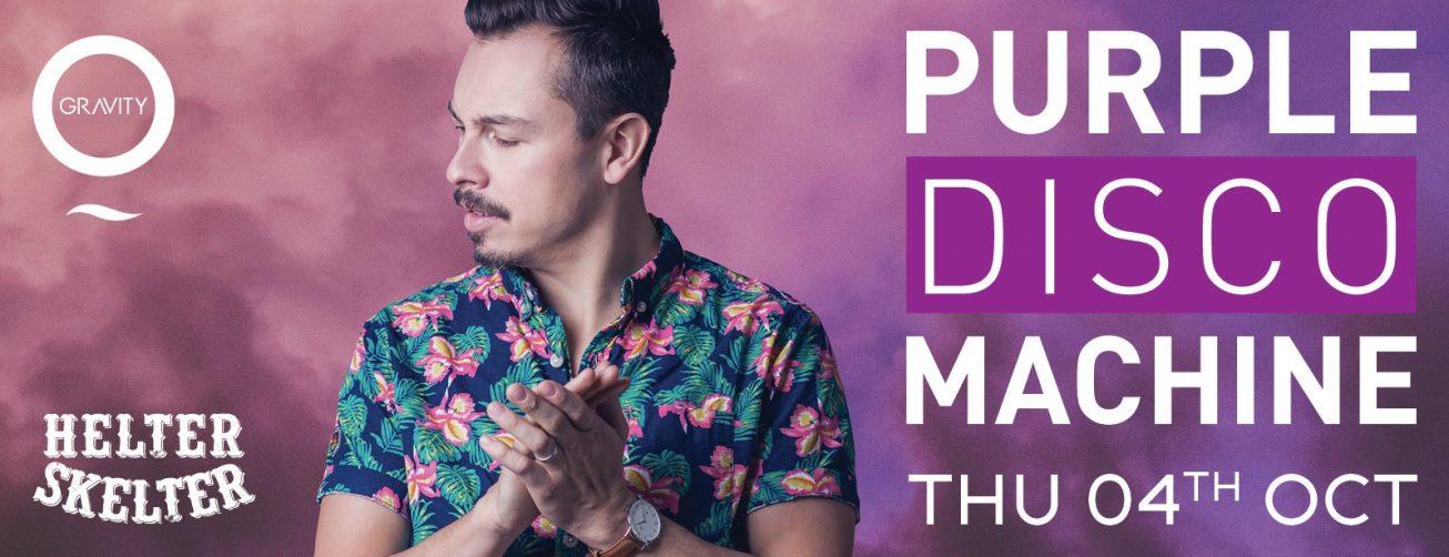 Helter Skelter presents Purple Disco Machine - Coming Soon in UAE, comingsoon.ae