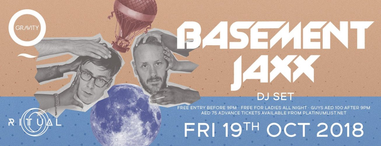 Ritual with Basement Jaxx - Coming Soon in UAE, comingsoon.ae