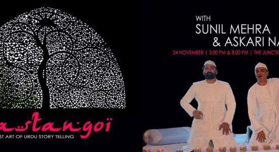 Dastangoi – the lost art of Urdu storytelling - comingsoon.ae
