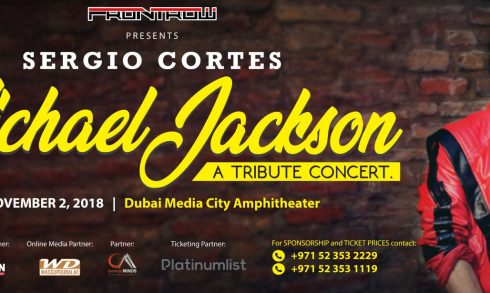 Michael Jackson – A Tribute Concert - Coming Soon in UAE, comingsoon.ae