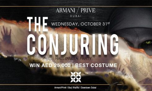 Armani/Prive presents Halloween Party - Coming Soon in UAE, comingsoon.ae
