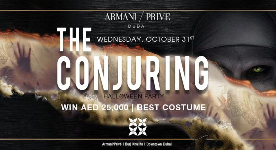 Armani/Prive presents Halloween Party - comingsoon.ae