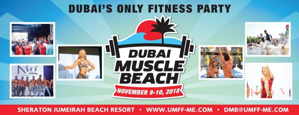 Dubai Muscle Beach 2018 - Coming Soon in UAE, comingsoon.ae