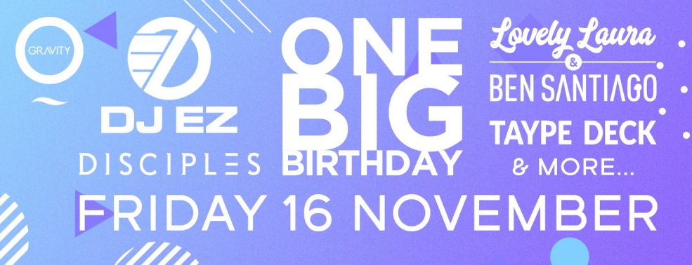 Zero Gravity – One Big Birthday - Coming Soon in UAE, comingsoon.ae