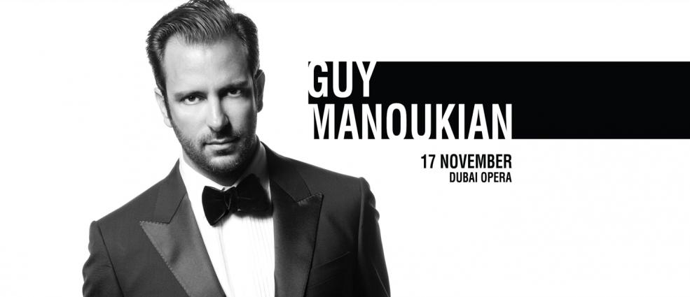 Guy Manoukian Live - Coming Soon in UAE, comingsoon.ae