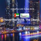 InvestPro UAE Dubai 2018 International Conference at Oberoi Hotels & Resorts, Dubai in Dubai