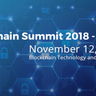 Blockchain Summit 2018 at JW Marriott Hotel, Deira in Dubai