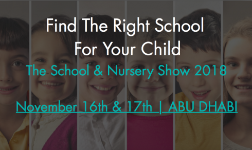 School and Nursery Show 2018 - Coming Soon in UAE, comingsoon.ae