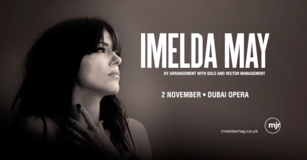 Imelda May at Dubai Opera - Coming Soon in UAE, comingsoon.ae