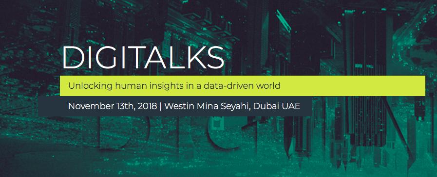 Digitalks conference - Coming Soon in UAE, comingsoon.ae