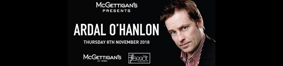 Ardal O'Hanlon Stand Up Live - Coming Soon in UAE, comingsoon.ae