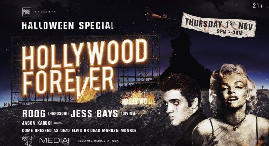 Hollywood Forever Halloween from Egg LDN - comingsoon.ae