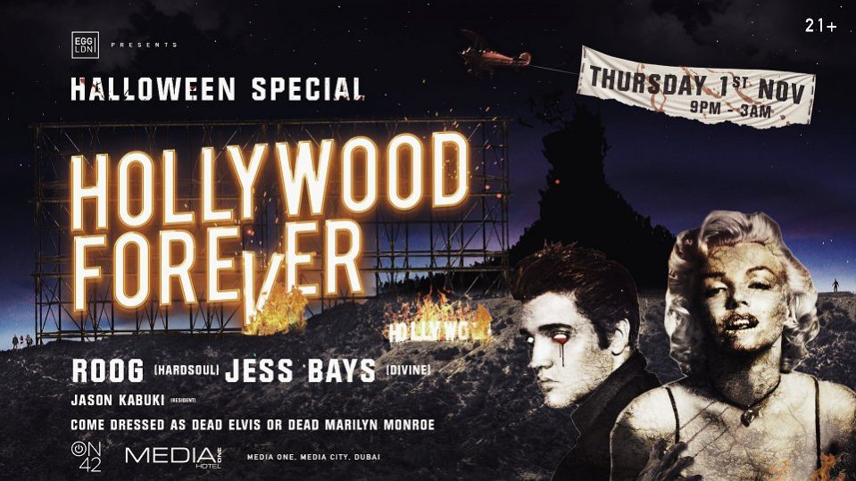 Hollywood Forever Halloween from Egg LDN - Coming Soon in UAE, comingsoon.ae