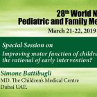 28th World Neonatal, Pediatrics and Family Medicine Conference 2019 at Radisson Blu Hotel, Dubai Deira Creek in Dubai