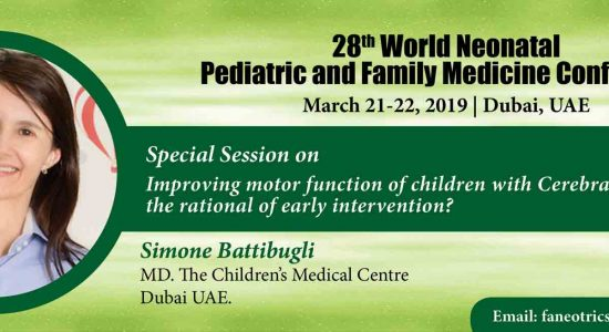 28th World Neonatal, Pediatrics and Family Medicine Conference 2019 - comingsoon.ae