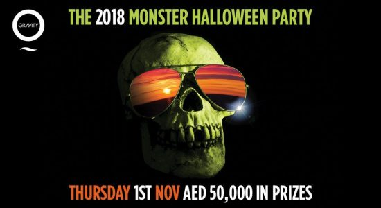Zero Gravity – The Monster Halloween Party - comingsoon.ae
