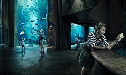 The Haunted Chambers at The Lost Chambers Aquarium - Coming Soon in UAE, comingsoon.ae