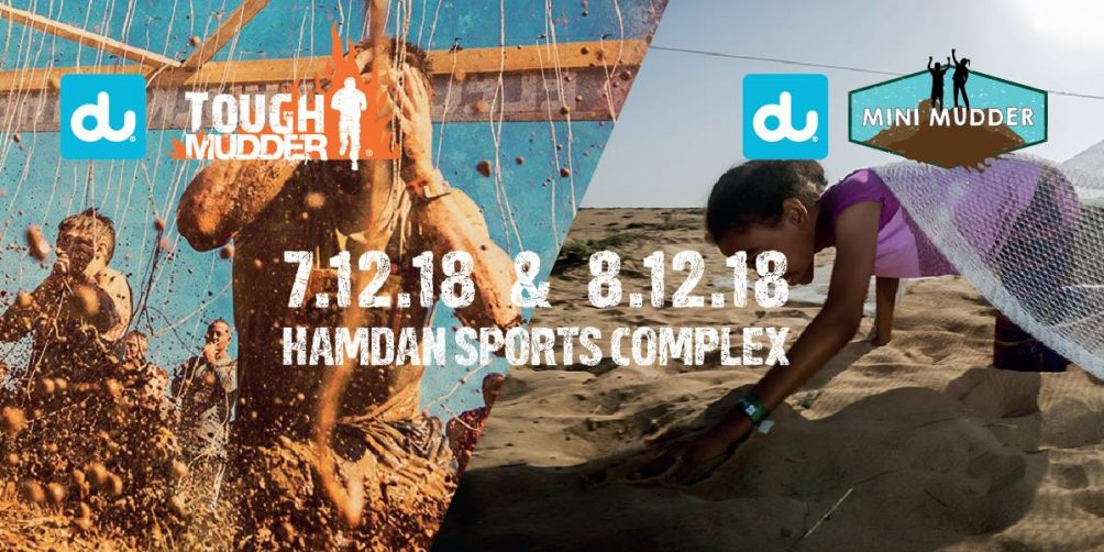 du Tough Mudder 2018 - Coming Soon in UAE, comingsoon.ae