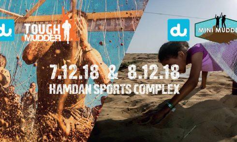 du Tough Mudder 2018 - Coming Soon in UAE, comingsoon.ae