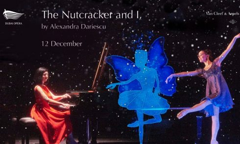 The Nutcracker and I – modern vision of a classic fairy tale - Coming Soon in UAE, comingsoon.ae
