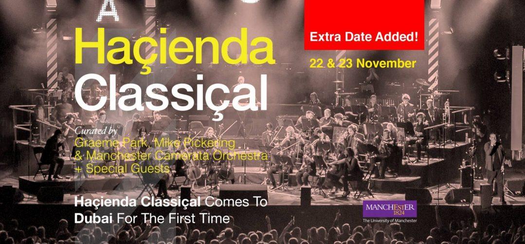 Hacienda Classical at the Dubai Opera - Coming Soon in UAE, comingsoon.ae