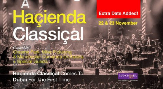 Hacienda Classical at the Dubai Opera - comingsoon.ae