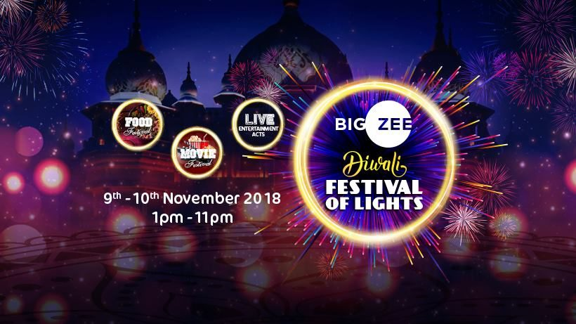 Big Zee Diwali Festival of Lights - Coming Soon in UAE, comingsoon.ae