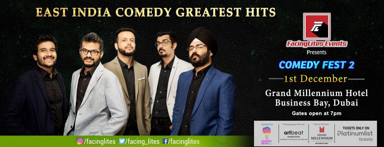 East India Comedy Greatest Hits - Coming Soon in UAE, comingsoon.ae