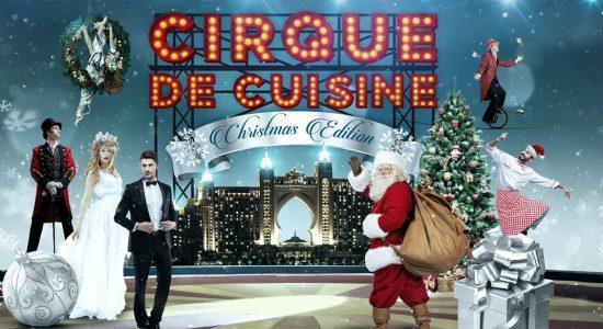 Cirque De Cuisine – Winter Wonderland Edition - comingsoon.ae