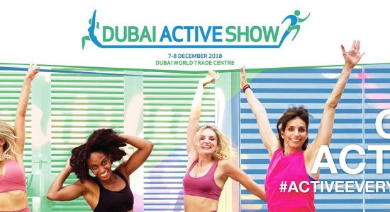 Dubai Active Show 2018 - comingsoon.ae