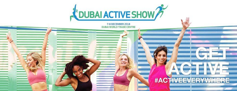 Dubai Active Show 2018 - Coming Soon in UAE, comingsoon.ae