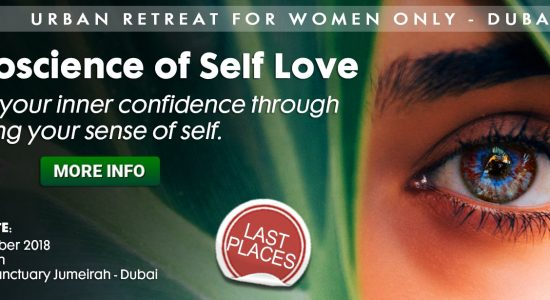 Neuroscience of Self Love – Urban Retreat for women only - comingsoon.ae