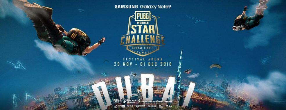 PUBG MOBILE Star Challenge (PMSC) Global. The Final Circle - Coming Soon in UAE, comingsoon.ae