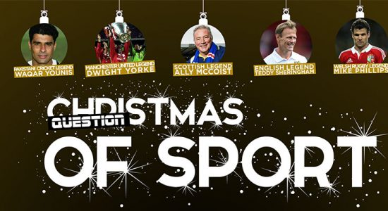 Christmas question of sport - comingsoon.ae