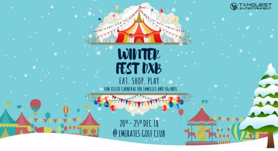 Winter Fest Dxb 2018 - comingsoon.ae