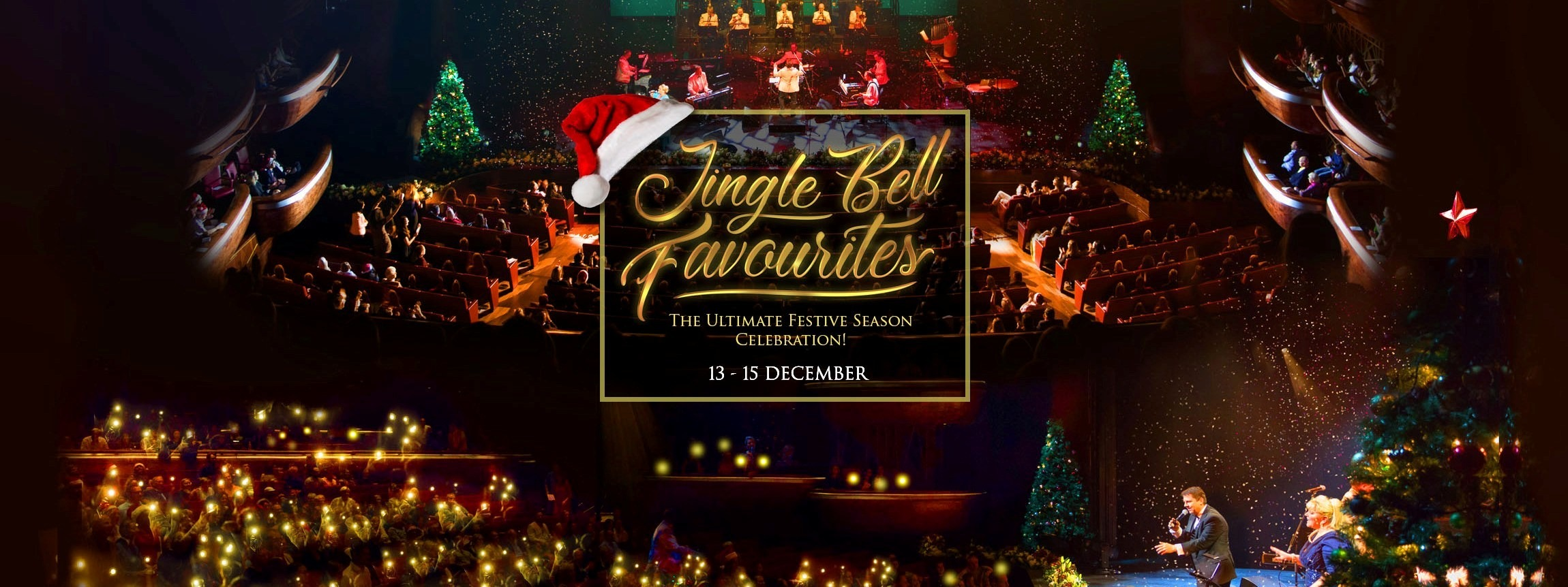 Jingle Bell Favourites - Coming Soon in UAE