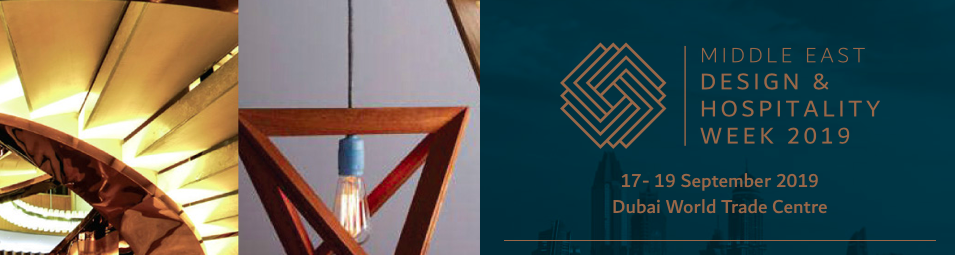 Middle East Design & Hospitality Week 2019 - Coming Soon in UAE, comingsoon.ae