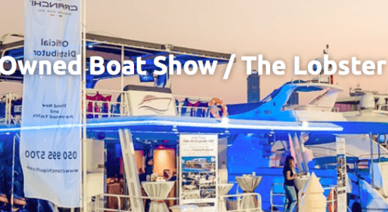 Dubai Pre-Owned Boat Show & The Lobster Fest 2018 - comingsoon.ae