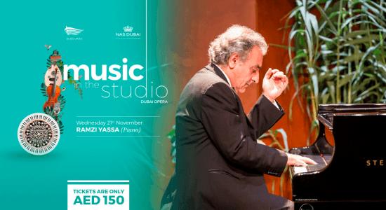 Ramzi Yassa Piano Concert - comingsoon.ae