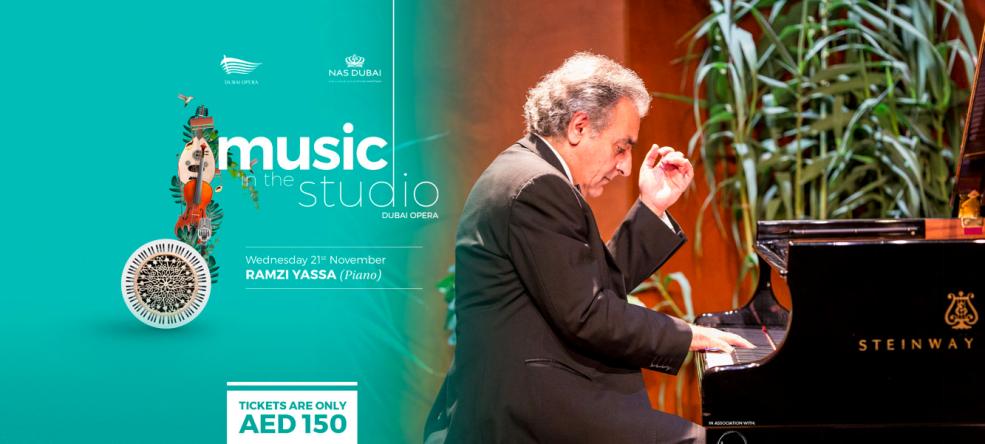 Ramzi Yassa Piano Concert - Coming Soon in UAE, comingsoon.ae