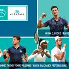Mubadala World Tennis Championship by FLASH Entertainment