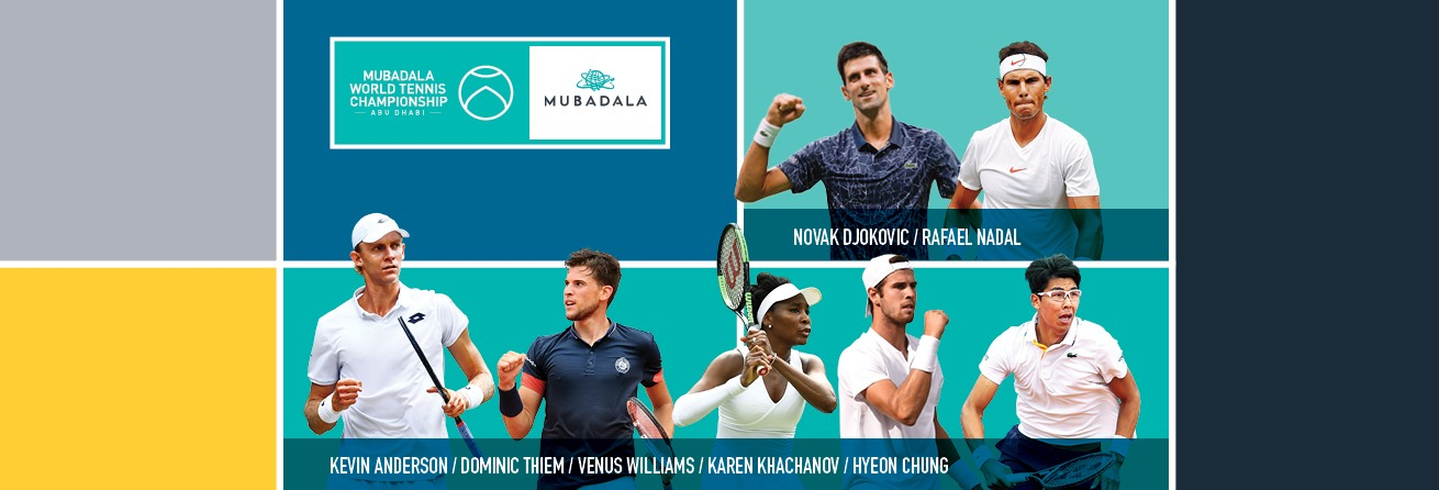 Mubadala World Tennis Championship - Coming Soon in UAE, comingsoon.ae