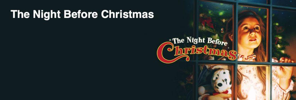 The Night Before Christmas - Coming Soon in UAE, comingsoon.ae